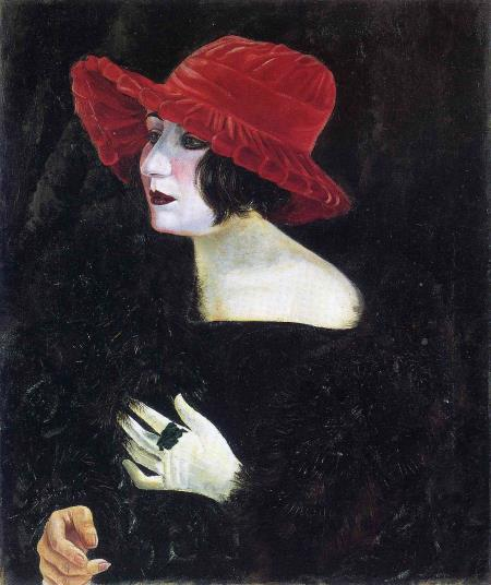 Martha Dix - Otto Dix
