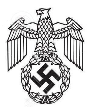 Nazi Eagle Symbol