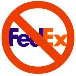Not FedEx