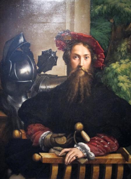 Gian Galeazzo Sanvitale - Parmigianino