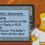 Is Homer Simpson Bi-Curious?