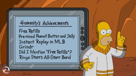 Humanity's Achievements