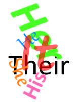 Pronouns - Neuter