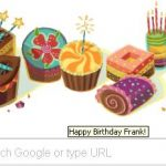 Google's Birthday Gift