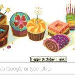 Google's Birthday Gift