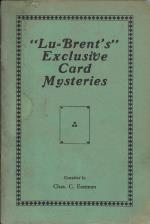 Lu Brent's Exclusive Card Mysteries