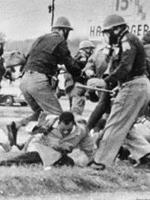 Future Congressman John Lewis Beaten in Selma