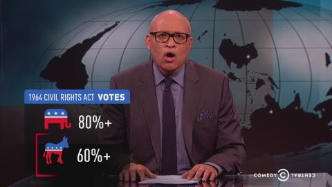 Voting Rights Act - The Nightly Show