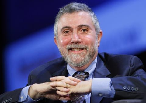 Face of Bad Economics: Paul Krugman