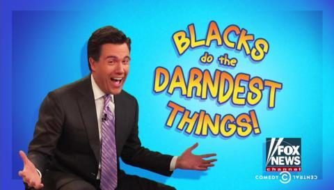 Blacks Do the Darndest Things!