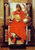 Emperor Honorius - Jean-Paul Laurens