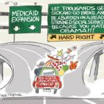 Obamacare Hatred Is Destroying Red States