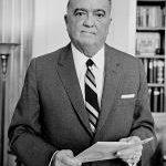 Anniversary Post: J Edgar Hoover Takes Over FBI