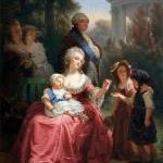 Anniversary Post: Louis XVI Marriage