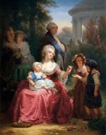 Louis XVI of France and Marie Antoinette