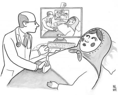 Matryoshka Doll Ultrasound