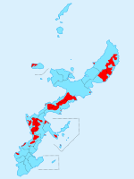 US Military Bases on Okinawa