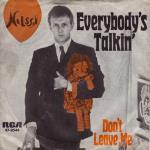 Morning Music: Everybody's Talkin'