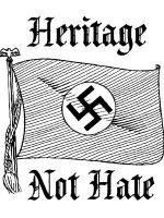 Nazi Heritage Not Hate