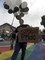 Anthony Rebello - Straight Pride Parade
