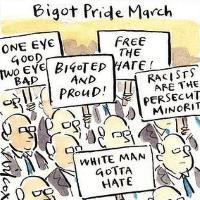 Bigot Pride March
