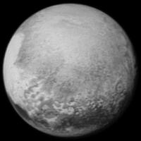 Pluto - 13 July 2015