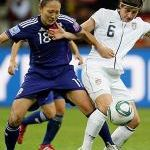 Frank's Unskewed Score: USA and Japan Tie