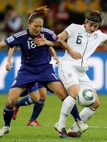 Soccer - USA vs Japan
