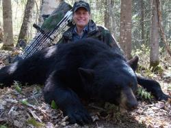 Ted Nugent With Dead Black Bear