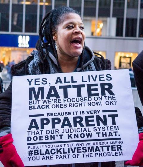 Black Lives Matter -- For White People