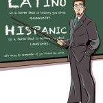 Latino vs Hispanic