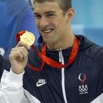 Anniversary Post: Michael Phelps' Metals