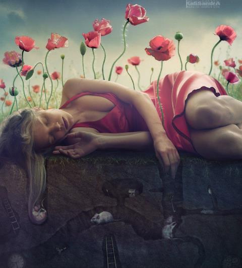 Opium Dreams - Kassandra