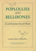 Poplollies & Bellibones: A Celebration of Lost Words