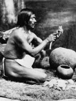 Chumash Tribesman