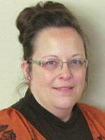Kentucky Clerk Kim Davis