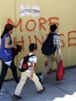 No More Chinese Graffiti