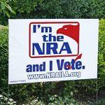 I'm NRA and I Vote!