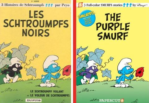 The Black Smurfs