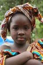 Girl in Bamako, Mali