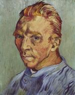 Self-Portrait Without Beard - Vincent van Gogh