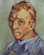 Self-Portrait Without Beard - Vincent van Gogh