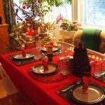 Christmas Dinner Menu 2015