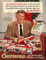 Ronald Reagan Selling Cigarettes, Like He Sold Other Deadly Things to America