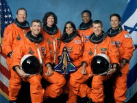 Space Shuttle Columbia Crew - Sadly All Dead