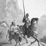 Don Quixote Parallel Passages: Part II, Chapter 35