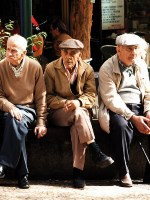 Elderly Men