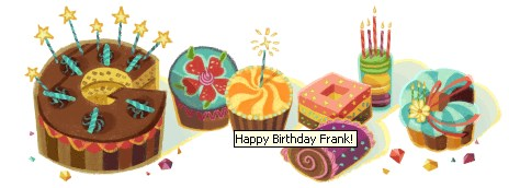 Frank's Birthday Google