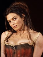 Opera Star Anna Caterina Antonacci as Carmen