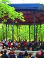 Luxembourg Garden Gazebo
